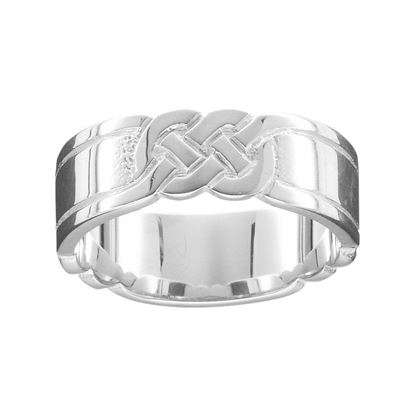 Ola Gorie - RNG-00213 Celtic Knot Ring