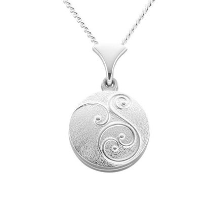 Ola Gorie - PDT-01085-18C Celtic Secrets Locket