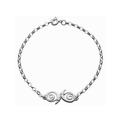 Ola Gorie - BLT-00435 Kells Bird Bracelet