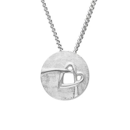 Ola Gorie - PDT-01021-18C Faray Pendant (shown on a chain)