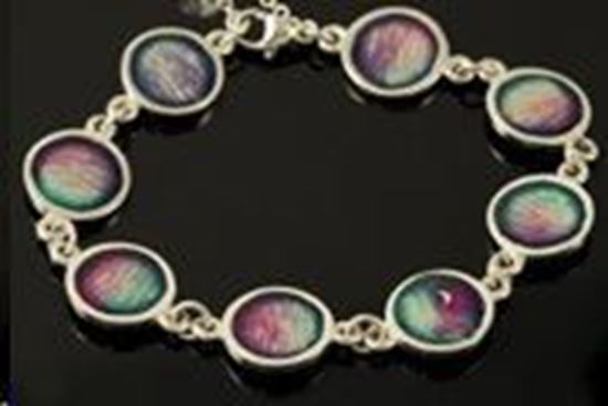 Shetland Jewellery - MDBR20 Mirrie Dancers Bracelet