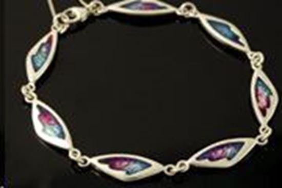 Shetland Jewellery - MDBR23 Mirrie Dancers Bracelet