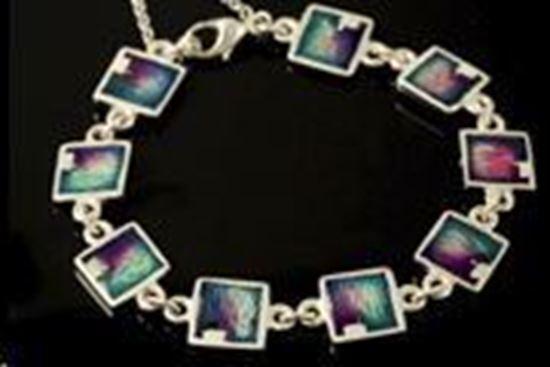 Shetland Jewellery - MDBR11 Mirrie Dancers Bracelet