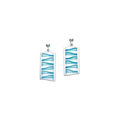 Sheila Fleet - EEX119 Hoxa Reflections Earrings
