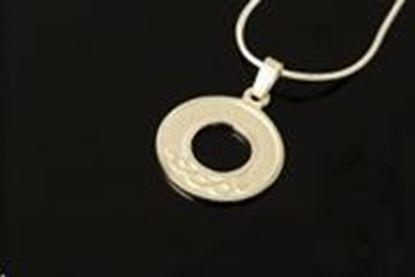 Shetland Jewellery - P604 Celtic Circles Pendant