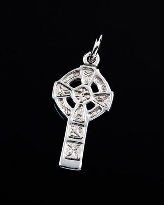 Shetland Jewellery - CH228 Celtic Cross Charm