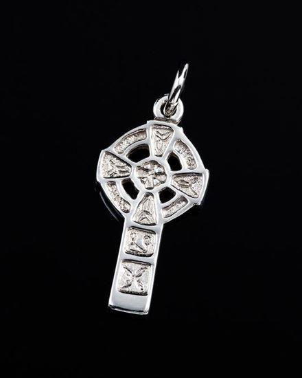 Shetland Jewellery - CH228 Celtic Cross Charm