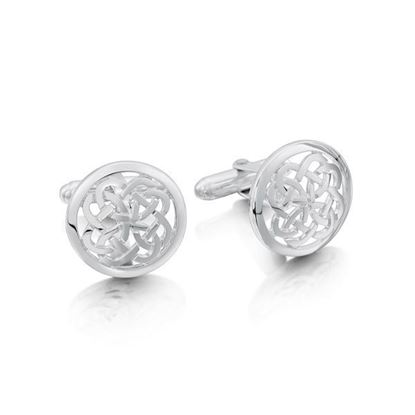 Sheila Fleet - CL136 Maid of the Loch Cufflinks