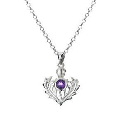 Sea Gems - 5190A Thistle Pendant