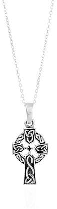 Toucan Jewellery - 5048 Cross Pendant
