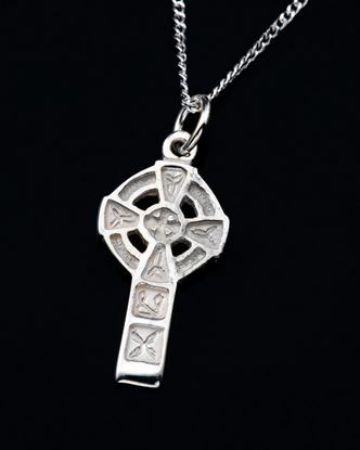 Shetland Jewellery - P288 Celtic Pendant