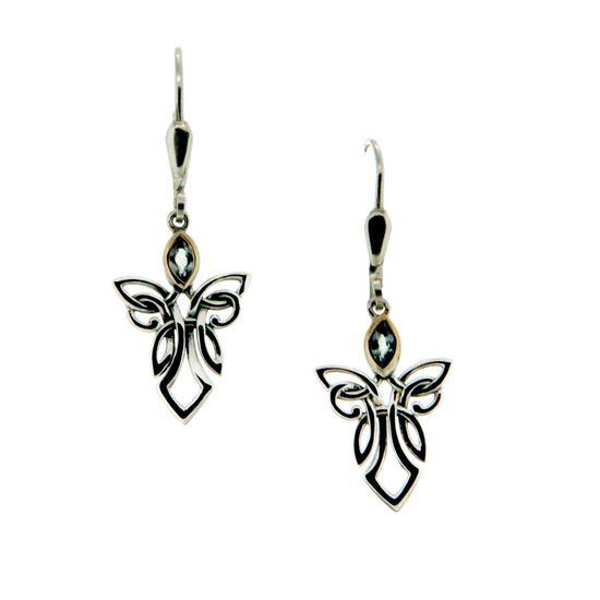 Keith Jack - PEX7849 Angel Earrings - BT