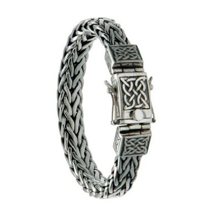 Keith Jack - PBS7800 Dragon Weave Bracelet