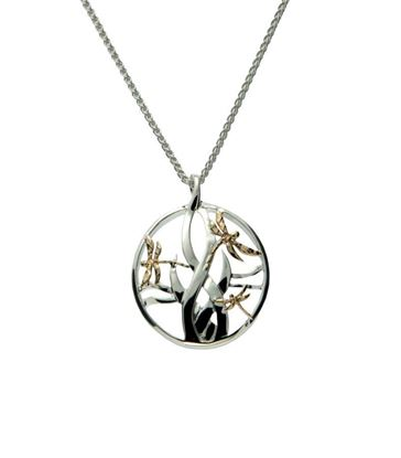 Keith Jack - PPX4802-S Dragonfly Pendant
