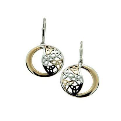 Keith Jack - PEX8341 Trinity Earrings