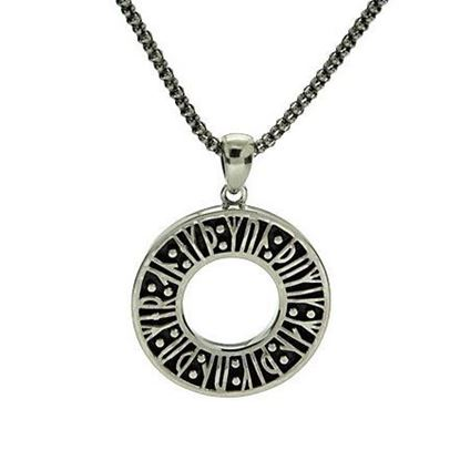Keith Jack - PPS7396 Viking Rune Pendant