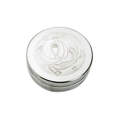 Glasgow Rose Bud Trinket Box - 50mm