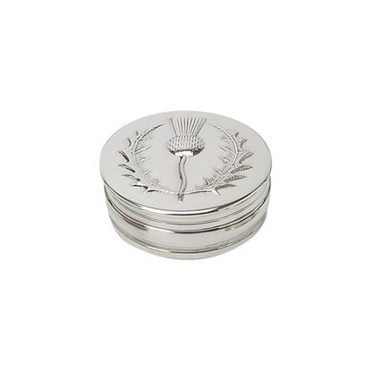 Thistle Trinket Box - 50mm