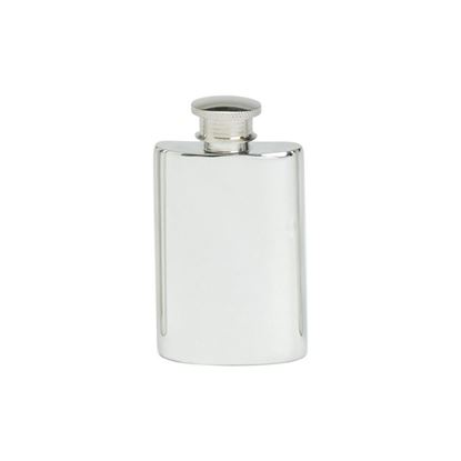 Plain Hip Flask - 2oz