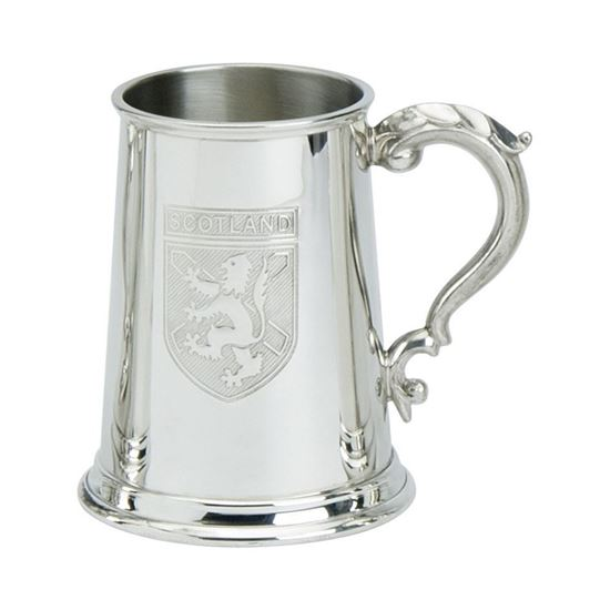 Scotland Badge Tankard - 1 Pint
