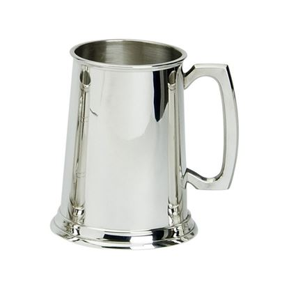 Plain Tankard - 1 Pint