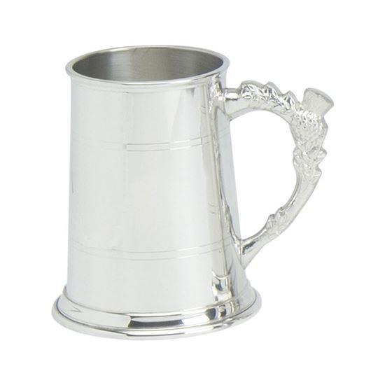 Thistle Handle Tankard - 1 Pint