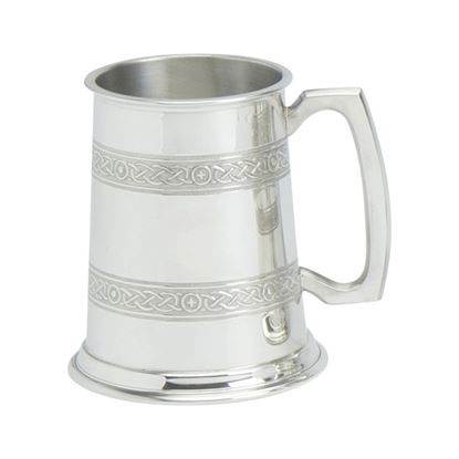 Celtic Bands Tankard - 1 Pint