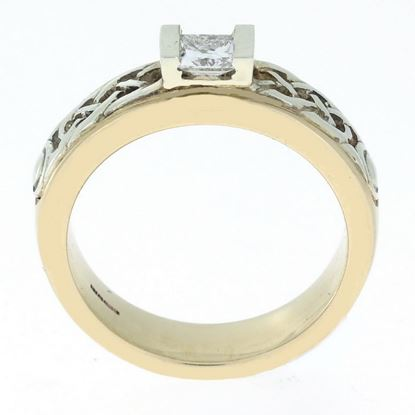 Scalpay Celtic Ring - 9ct Yellow Gold