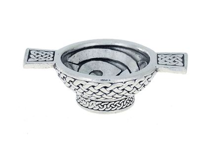 Celtic Mini Quaich - 3½ cm