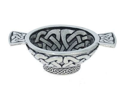 Celtic Mini Quaich - 4½ cm