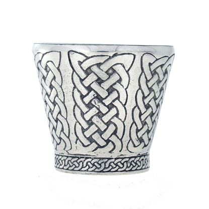 Celtic Measure Cup