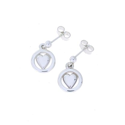 Celina Rupp - Heart of the Chapel Earrings