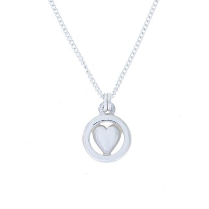 Celina Rupp - Heart of the Chapel Pendant