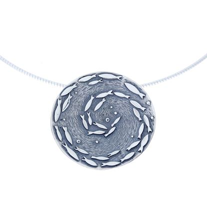 Celina Rupp - Silver Darlings Necklet