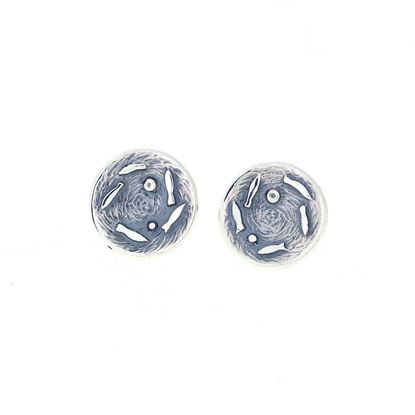 Celina Rupp - Silver Darlings Earrings