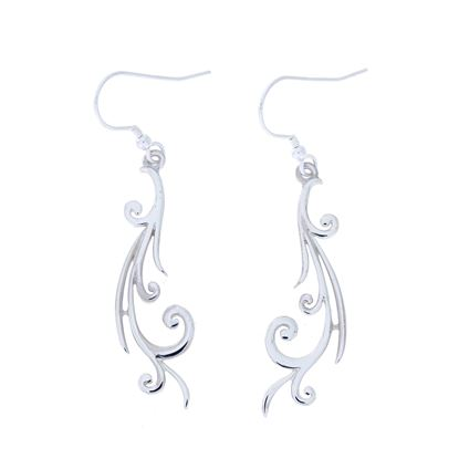 Celina Rupp - Wispy Skies Earrings