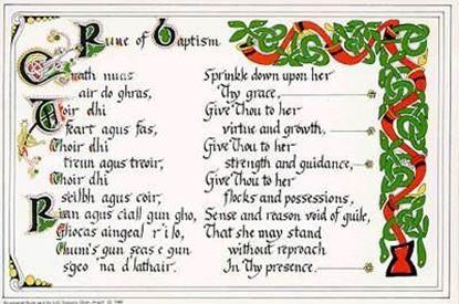 Rune of Baptism - Her
