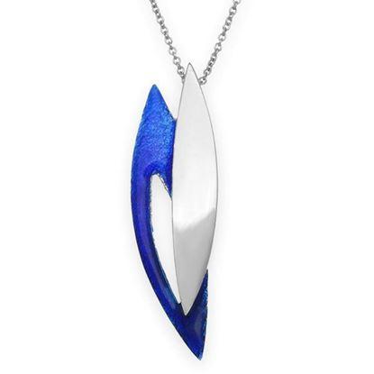 Ortak - Bali Pendant (enamel shown in Oasis)