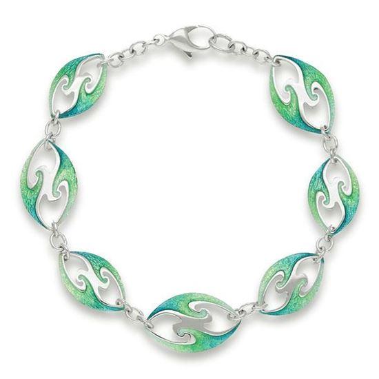 Ortak - Bali Bracelet (enamel shown in Tundra)