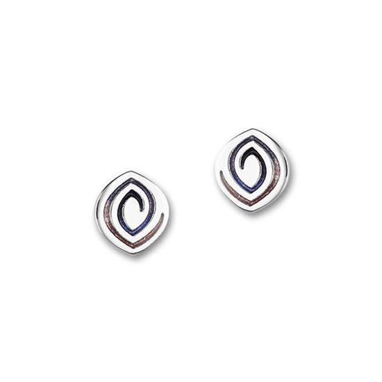 Ortak - Maggies Earrings (enamel shown in Sirocco)