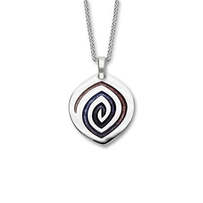 Ortak - Maggies Pendant (enamel shown in Sirocco)
