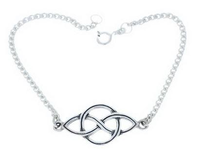 Hebridean - Celtic Bracelet - Silver