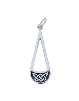 Hebridean - Celtic Charm - Silver