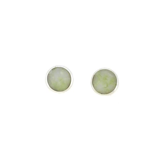 Sellors - Iona Marble Round Studs