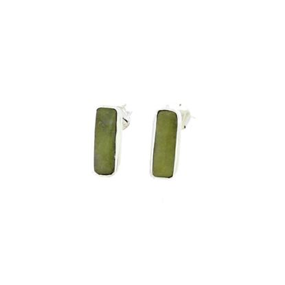 Sellors - Iona Marble Oblong Studs