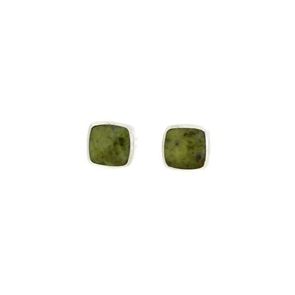 Sellors - Iona Marble Cushion Earrings