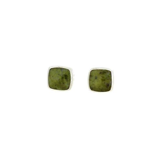 Sellors - Iona Marble Cushion Earrings
