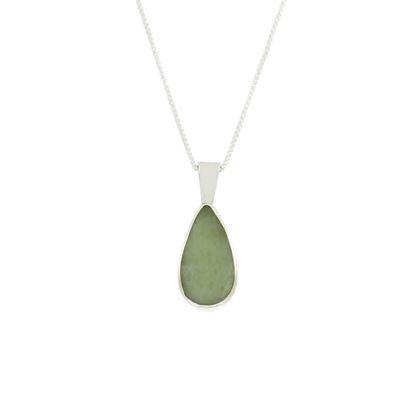 Sellors - Iona Marble Pear Shape Pendant