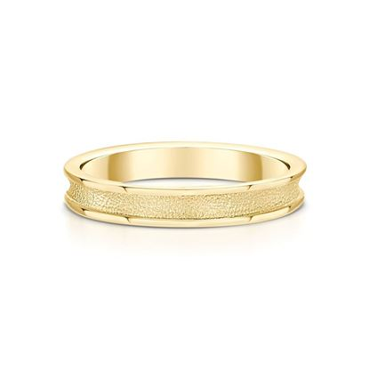 Sheila Fleet - Halo Ring (shown in 9ct Yellow Gold)