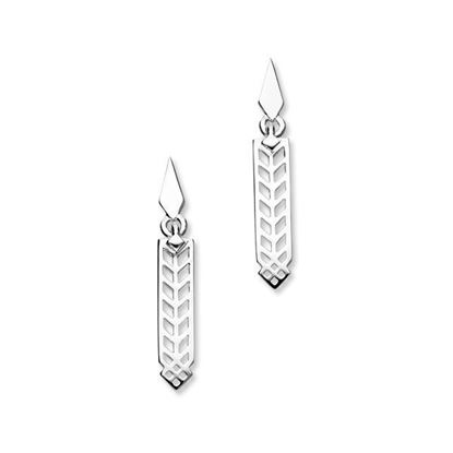 Ortak - Frank Lloyd Wright Earrings